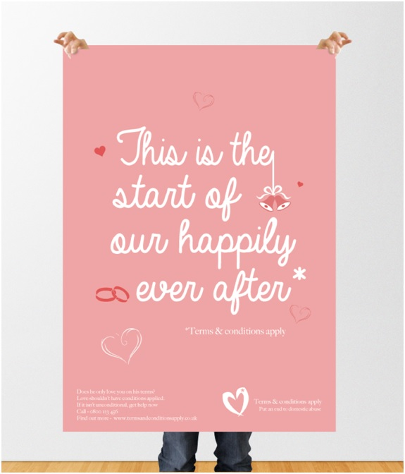 A Funny Wedding Poster