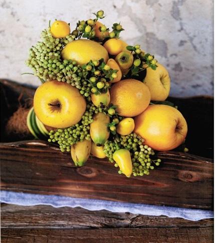 A Fruit Bouquet