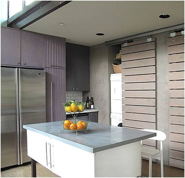 Kitchen Table Door: The Ways Of Using Fruits And Vegetables In Home Interior