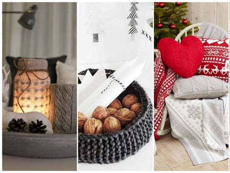 Knitted Items for Christmas