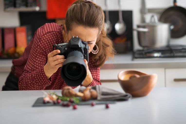 How to Make Appetizing Food Photos