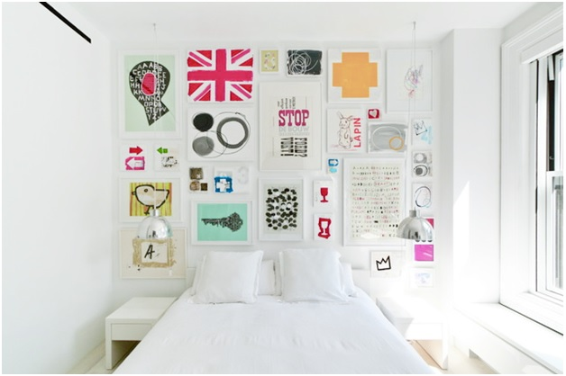 18 Interior Design Ideas For Blank Walls: DIY Wall