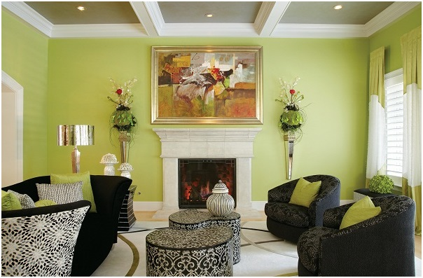 Green Living Room Walls Part 60
