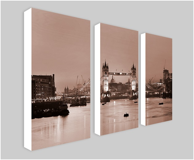 London Canvases