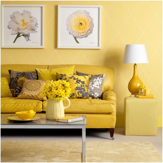Wall Art Ideas for Your Living Room: Wall Décor, Pictures & Posters ...