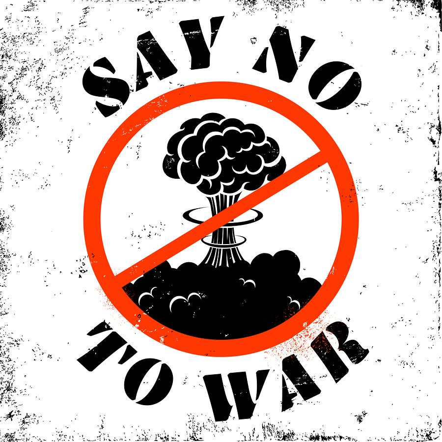 stop war poster