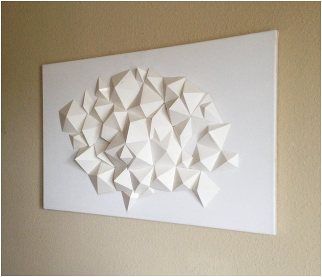 Amazing bedroom wall decor ideas blog Painting geometric patterns on walls