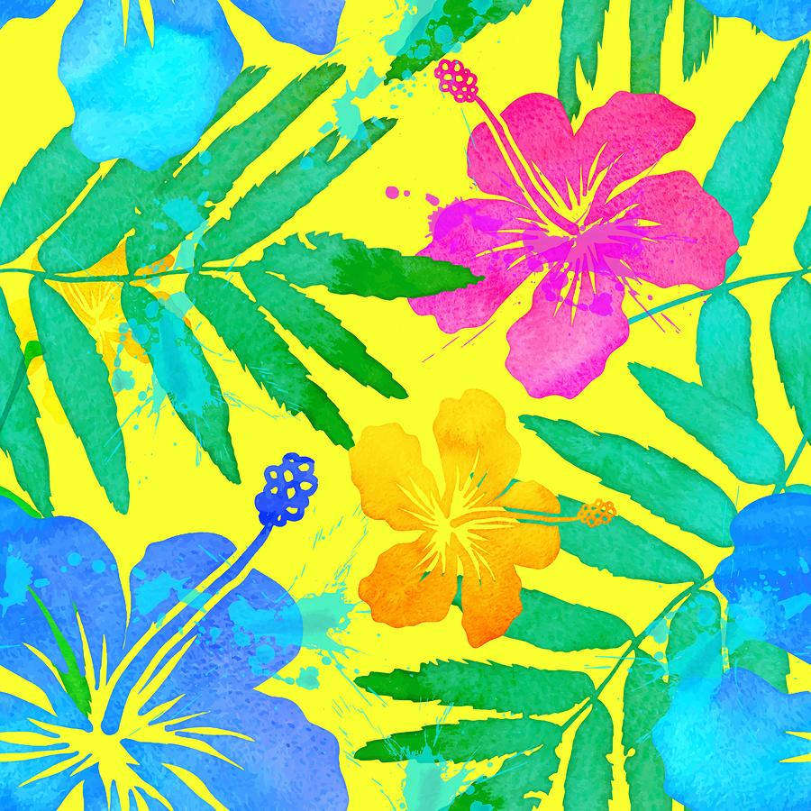 A Botanical Print