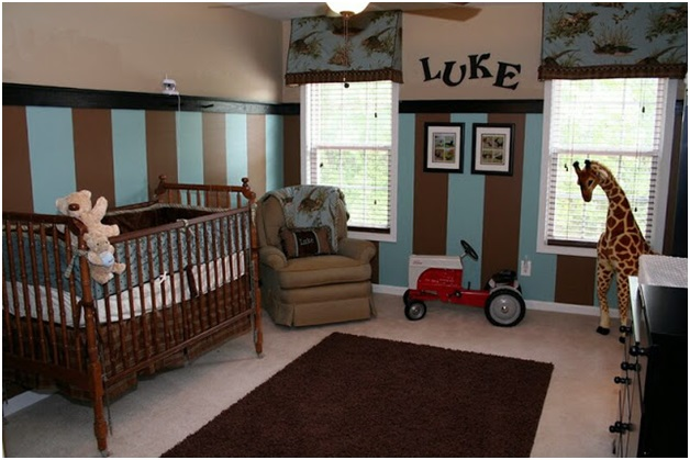 baby room wall d cor ideas tips for careful parents
