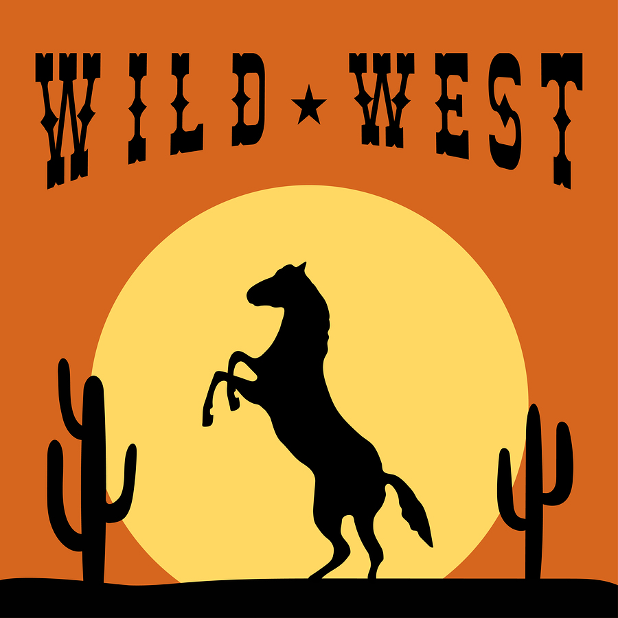 A Western Poster