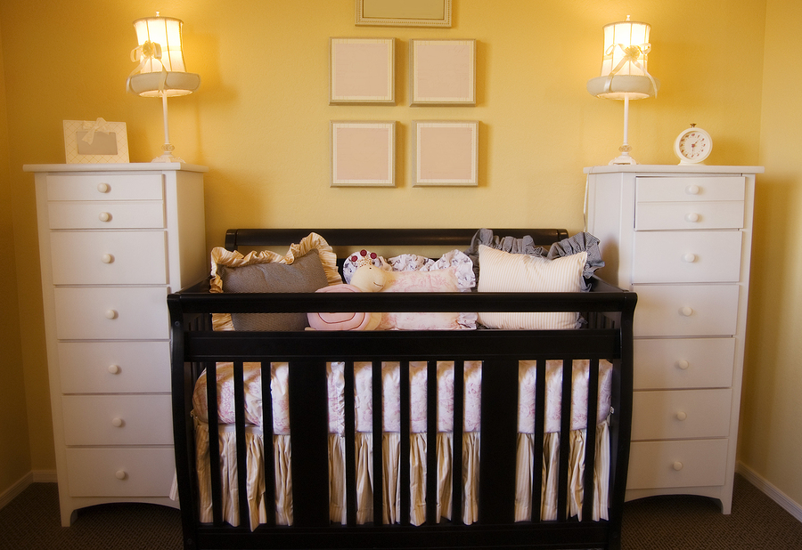 Baby Room Wall Dcor Ideas Tips for Careful Parents