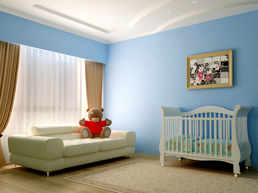 Baby Room Wall Dcor Ideas Tips For Careful Parents Printmeposter