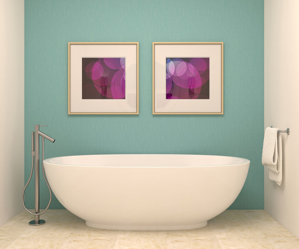 Bathroom Wall Décor