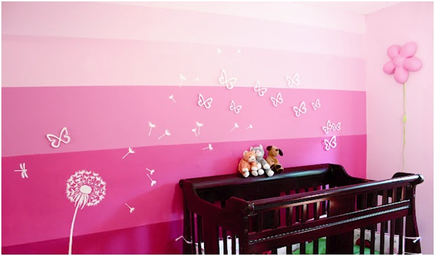 Admirable Baby Room Wall Decor Ideas Tips For Careful Parents Home Interior And Landscaping Eliaenasavecom