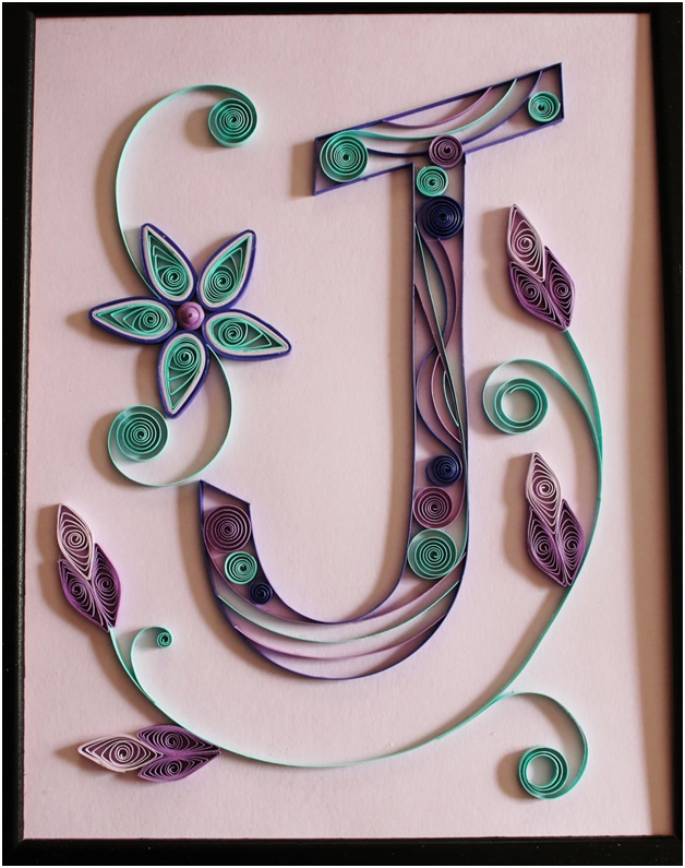 Quilled Wall Decor