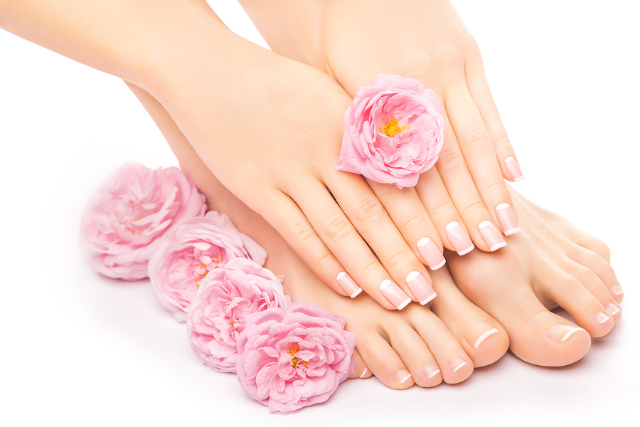 A Pedicure Poster