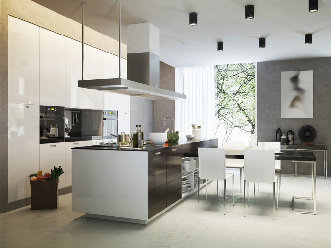 Kitchen Wall Decor Ideas Tips On How To Decorate Your Kitchen Beautifully And Functionally Printmeposter Com Blog