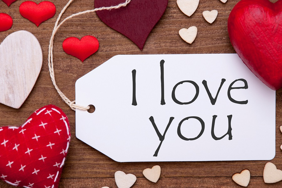 The Image for a Mouse Pad for a Valentine's Day