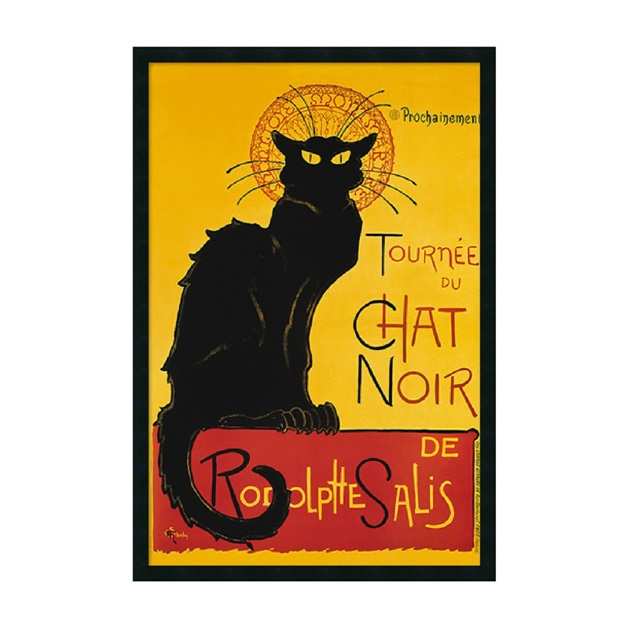A Chat Noir Poster