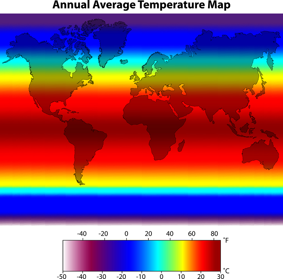 A Climatic Map