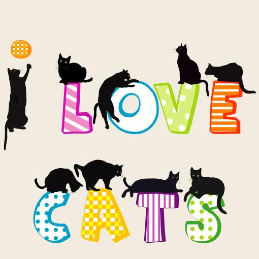 Cat Wall Art: ...