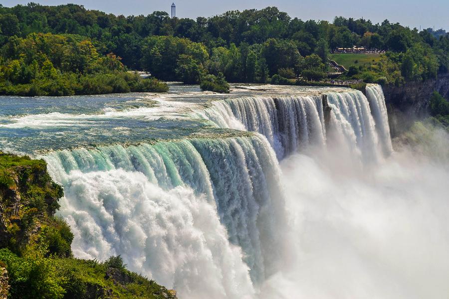 A Niagara Falls Poster