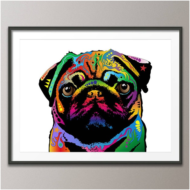 Dogs posters pictures and other kinds of wall art for Posters art prints