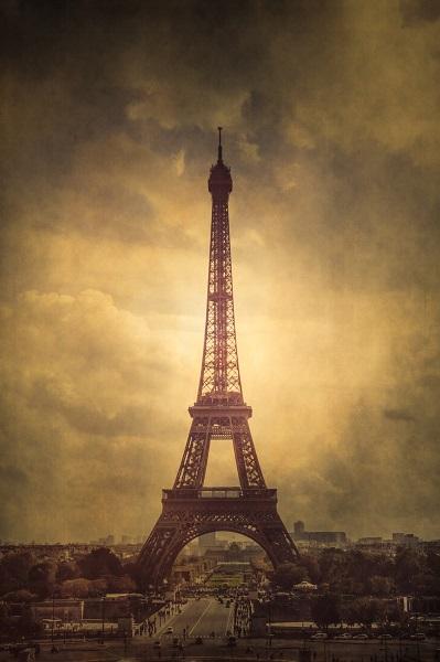 A Vintage Paris Poster