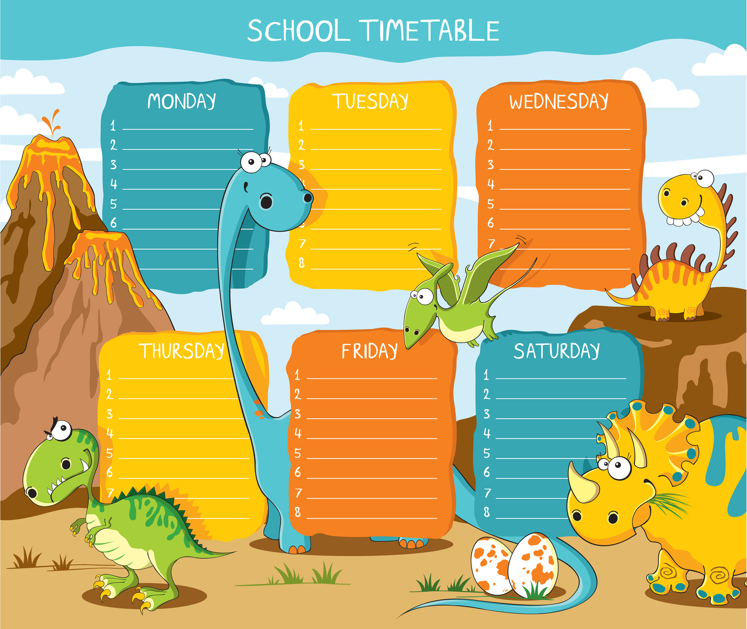 Classroom Posters: The Universal Tool for Educational and Decorative ...