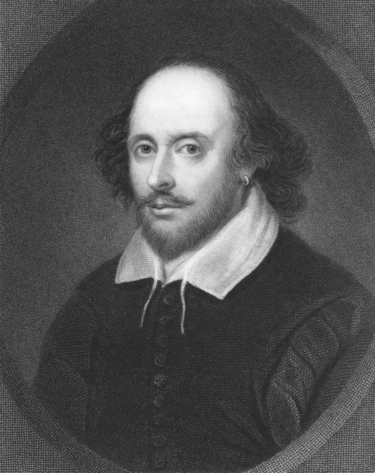 A William Shakespeare Poster
