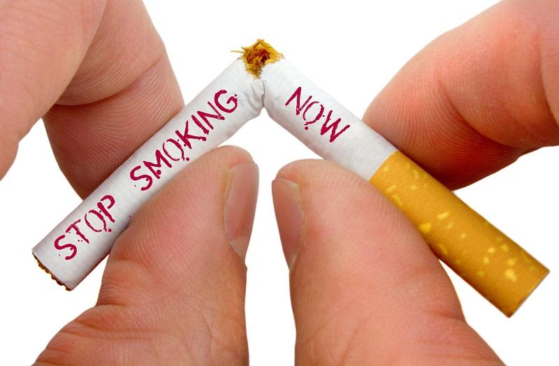 An Anti-Smoking Poster