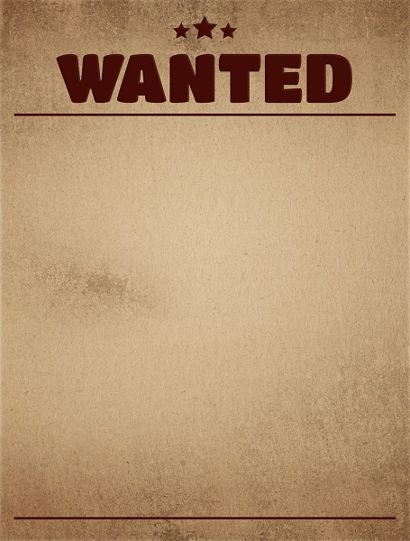 wanted - photo #37