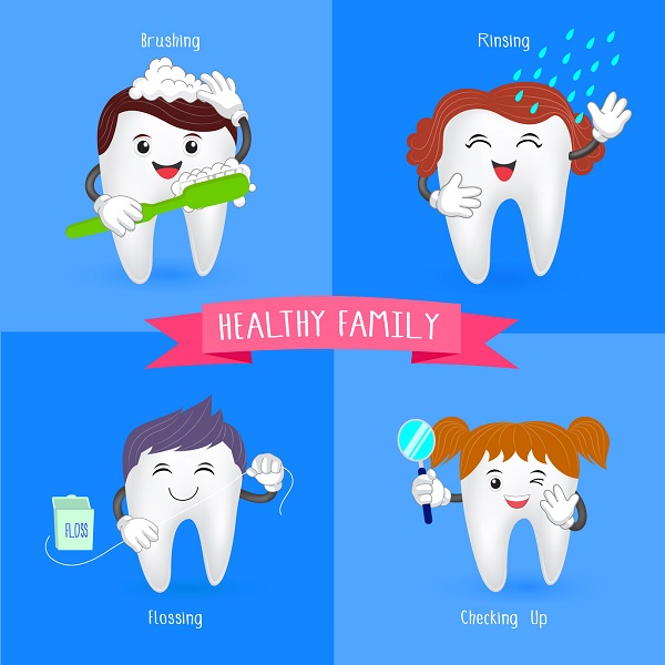 Design A Poster For Healthy Teeth
