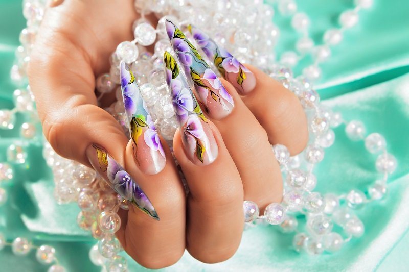 Nail Salon Posters as a Great Decorating Idea for Your Salon ...