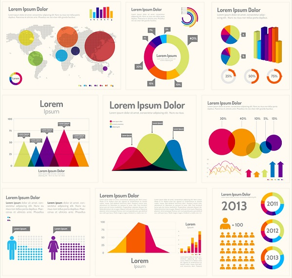 An Infographic Layouts Poster