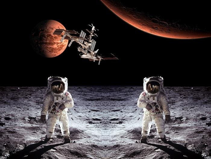 A NASA Mission Poster