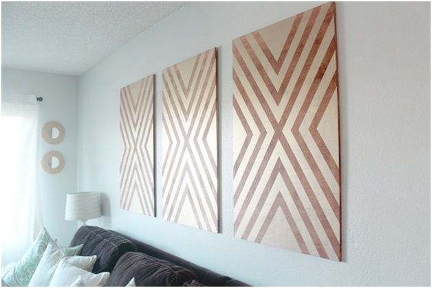 Plywood Wall Art