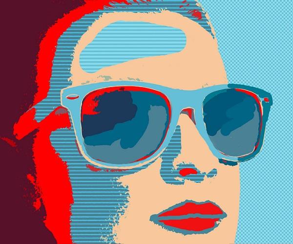 A Pop Art Poster