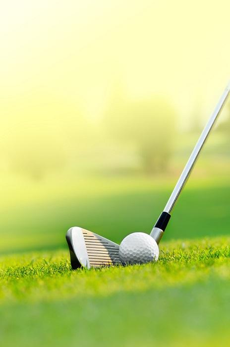 A Golf Poster