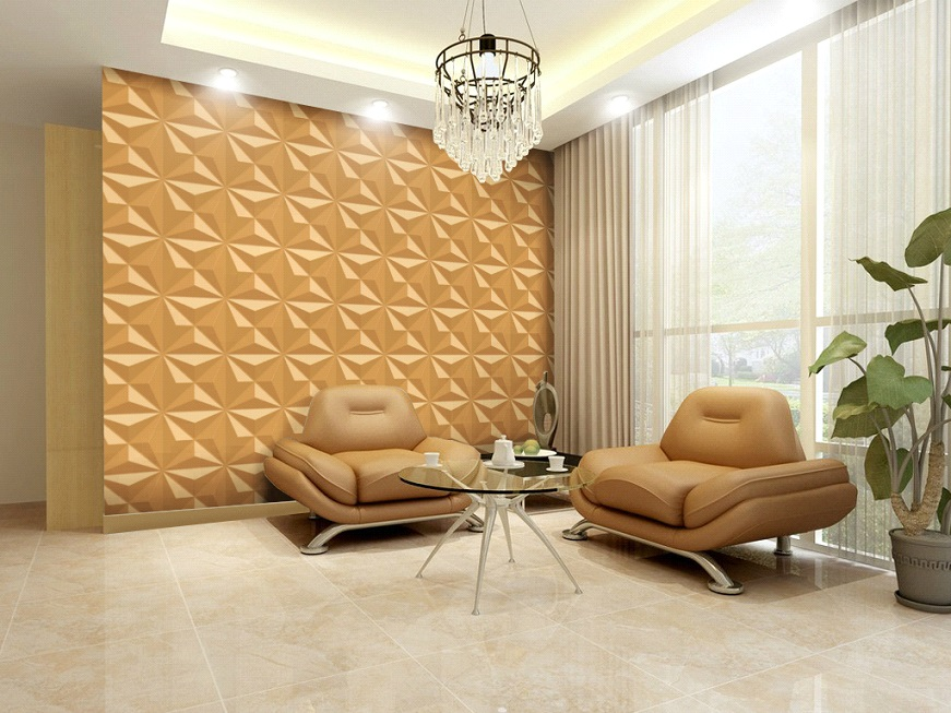 3D Panels Wall Decor