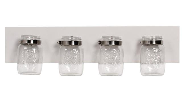 Ian Mason Jar Shelf