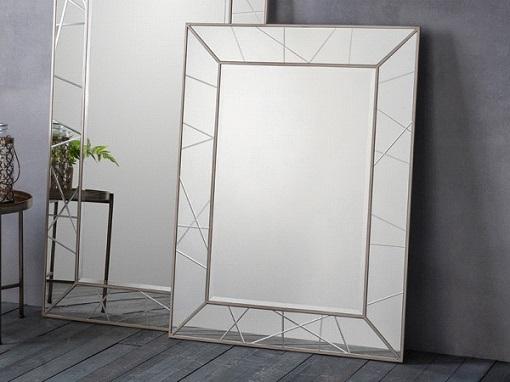 Minimalistic Mirror Design
