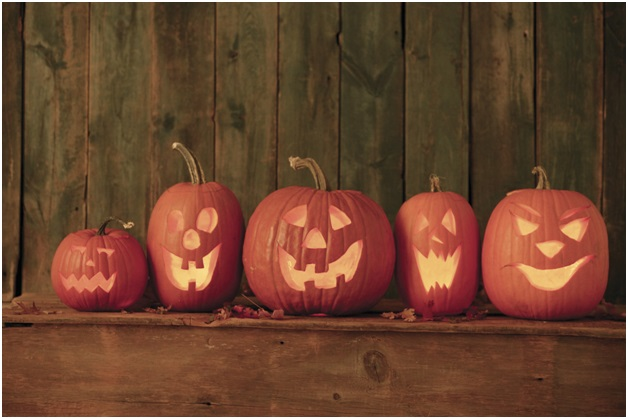 Carved Pumpkins Collection