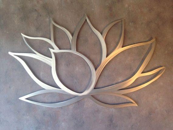 Lotus Flower Wall Art