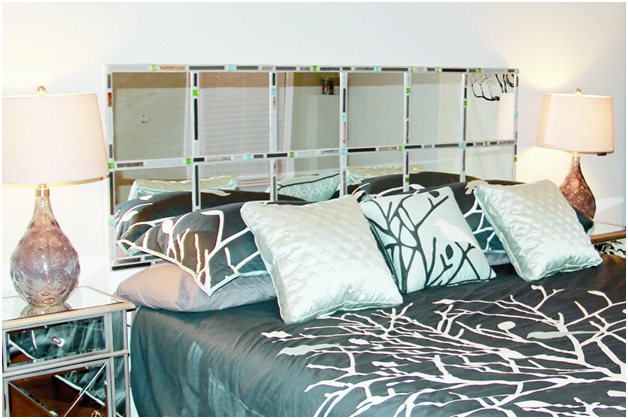 7 Ideas Of How To Use Mirrored Headboards In Bedroom Wall Decor Printmeposter Com Blog