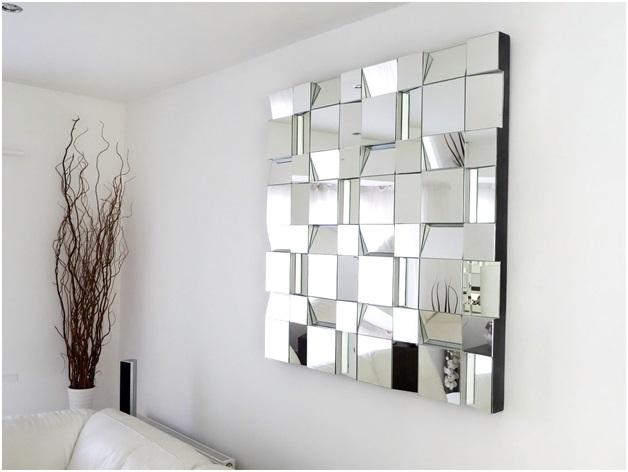 Mirrored Wall Art