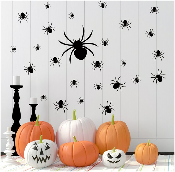 Spider's Wall Decor