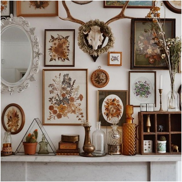 What Wall Hangings Are the Most Suitable for Rustic Wall ... on Wall Decoration  id=52013