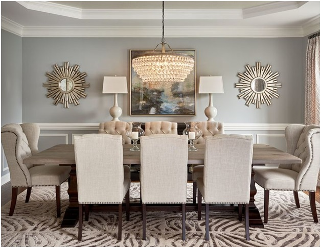 Tips On Creating Cozy Dining Room Walls