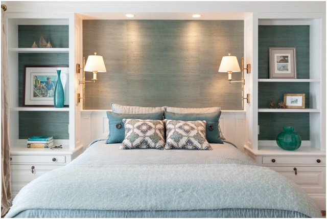 Wall Sconces in Bedroom Design